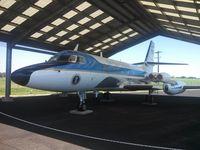 61-2490 @ LBJ - Air Force One Half - on display at the LBJ Ranch - by Jim Monroe