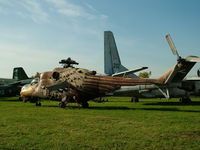117 @ LHSN - Szolnok airplane museum, Hungary (Hungary is not in operation - by Attila Groszvald-Groszi