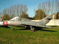 203 @ LHSN - Szolnok airplane museum, Hungary - by Attila Groszvald-Groszi