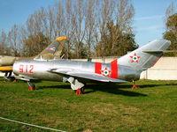 912 @ LHSN - Szolnok airplane museum, Hungary - by Attila Groszvald-Groszi