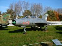 4419 @ LHSN - Szolnok airplane museum, Hungary - by Attila Groszvald-Groszi