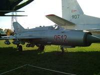 9512 @ LHSN - Szolnok airplane museum, Hungary - by Attila Groszvald-Groszi