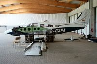 D-GXPA @ EDCB - Ballenstedt 6.8.2011 after landing accident - by leo larsen