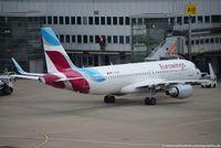 D-AEWB @ EDDL - Airbus A320-214(W) - EW EWG Eurowings - 6992 - D-AEWB - 30.03.2016 - DUS - by Ralf Winter