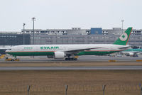 B-16702 @ LOWW - Eva Air Boeing 777 - by Andreas Ranner