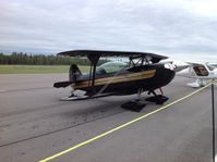 C-GSBB @ CYZU - At the Whitecourt Airshow - by DaveP