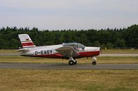 D-EAGY @ EHSE - On a open day at Seppe - by lkuipers