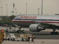 N352AA @ LFPG - American Airlines departure at CDG T1 - by Jean Goubet-FRENCHSKY