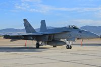 "168470 @ KBOI - Parked on south GA ramp.  VFA-14 ""Tophatters"",
