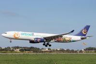 CS-TRH @ LMML - A330 CS-TRH Orbest - by Raymond Zammit