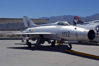 1112 @ KPSP - At the Palm Springs Air Museum - by Micha Lueck
