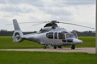 M-XHEC @ EGLD - Eurocopter EC-155B at Denham. - by moxy