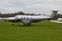 M-JJTL @ EGLD - Pilatus PC-12/47E at Denham. - by moxy