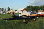 N157TC @ OSH - At the 2016 EAA AirVenture - Oshkosh, Wisconsin
