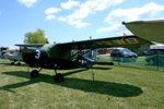 N452WB @ OSH - At the 2016 EAA AirVenture - Oshkosh, Wisconsin