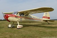 D-EWUW @ EDRV - Cessna 140 - Privat - 8880 - D-EWUW - 03.09.2016 - EDRV - by Ralf Winter