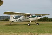 D-EVKO @ EDRV - Cessna 140 - Private - 8936 - D-EVKO - 03.09.2016 - EDRV - by Ralf Winter