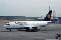 D-ABFR @ EDDK - Boeing 737-230 - Lufthansa 'Solingen' - D-ABFR - 20.04.1992 - CGN - by Ralf Winter