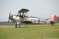 D-EGBR @ EDRV - Focke-Wulf Stieglitz - Private - 2906 - D-EGBR - 03.09.2016 - EDRV - by Ralf Winter