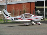 F-HMAD @ LFPN - Parked - by Romain Roux