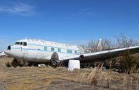 N47FJ @ KVIH - Douglas C-47 - by Mark Pasqualino