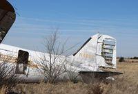 N486C @ KVIH - Douglas DC3C - by Mark Pasqualino