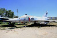 19 - Dassault Mirage 2000 C, preserved at Les Amis de la 5ème Escadre Museum, Orange - by Yves-Q