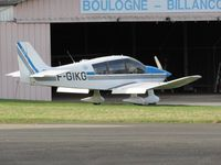 F-GIKG @ LFPZ - Parked - by Romain Roux
