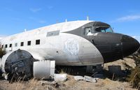 N51938 @ KVIH - Douglas DC3C - by Mark Pasqualino