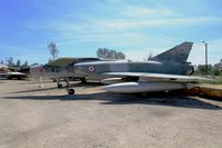 495 - Dassault Mirage IIIE, preserved at les amis de la 5ème escadre Museum, Orange - by Yves-Q