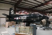 120349 @ CNO - FJ-1 Fury - by Florida Metal