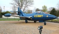 125992 - F9F-5 in Bowling Green Kentucky - by Florida Metal