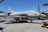 151038 @ CNO - A-4E Skyhawk - by Florida Metal
