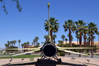 163277 @ KPSP - At the Palm Springs Air Museum - by Micha Lueck