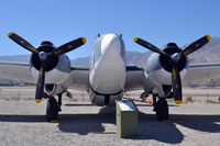 N7273C @ KPSP - At the Palm Springs Air Museum - by Micha Lueck