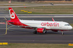 D-ABNO @ EDDL - Air Berlin - by Air-Micha
