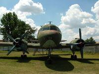 426 @ LHSN - Szolnok-Szandaszölös airplane museum, Hungary - by Attila Groszvald-Groszi