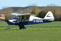 G-BUVA @ X3CX - Departing from Northrepps. - by Graham Reeve