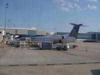 N14162 @ IAH - United Express ERJ-145XR - by Christian Maurer