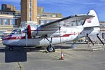 G-AMLZ - On the apron of the old Speke Airport in Liverpool