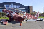 BAPC280 - On the apron of the old Speke Airport in Liverpool