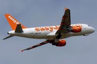 G-EZAE @ LFBO - Take off