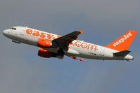 G-EZAO @ LFBO - Take off