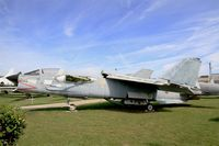 4 @ LFLQ - Vought F-8E(FN) Crusader, Musée Européen de l'Aviation de Chasse, Montélimar-Ancône airfield (LFLQ) - by Yves-Q