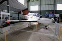 4 @ LFLQ - Socata TB-30 Epsilon, Musée Européen de l'Aviation de Chasse, Montélimar-Ancône airfield (LFLQ) - by Yves-Q
