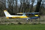 G-BOHJ @ EGSV - Visiting aircraft - by Keith Sowter