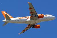 G-EZAH @ LFBO - Take off