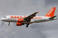 G-EZEU @ LFBO - Landing