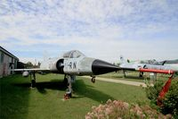 55 @ LFLQ - Dassault Mirage IIIC, Musée Européen de l'Aviation de Chasse, Montélimar-Ancône airfield (LFLQ) - by Yves-Q