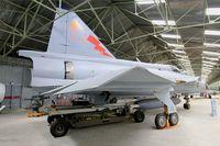 37811 @ LFLQ - Saab Sk37E Viggen, Musée Européen de l'Aviation de Chasse, Montélimar-Ancône airfield (LFLQ) - by Yves-Q